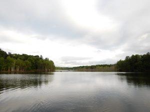 景色を見ているだけで癒してくれる朱鞠内湖